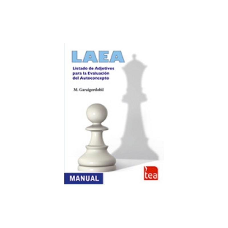 Listado de Adjetivos para la Evaluación del Autoconcepto (LAEA)