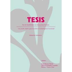 TESIS: Test de Sensibilidad a las Interacciones Sociales