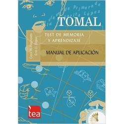 TOMAL. Test de memoria y aprendizaje