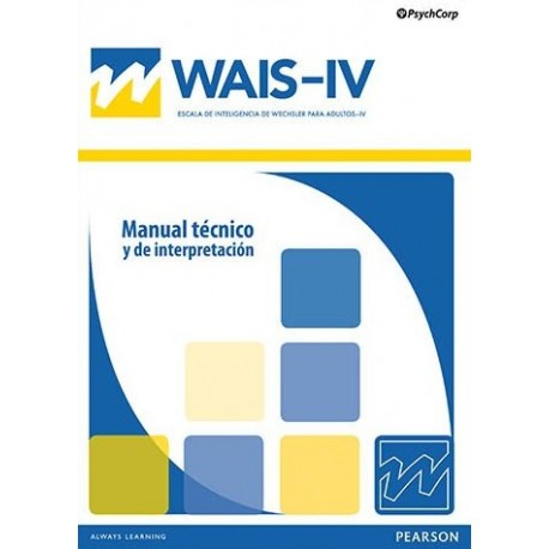 WAIS-IV adultos