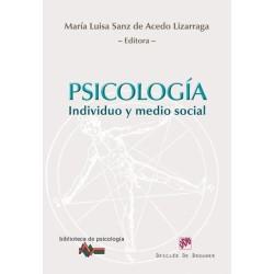 Psicología Individuo y medio social