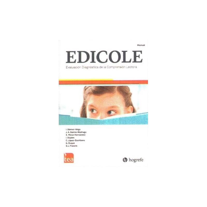 Evaluación diagnóstica de la comprensión lectora (EDICOLE)