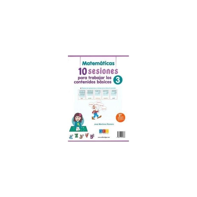 10 Sesiones para trabajar los contenidos básicos 3