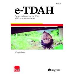 Escala de Detección del TDAH y Dificultades Asociadas (e-TDAH)