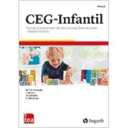 Test de Comprensión de Estructuras Gramaticales de 2 a 4 años (CEG-Infantil)