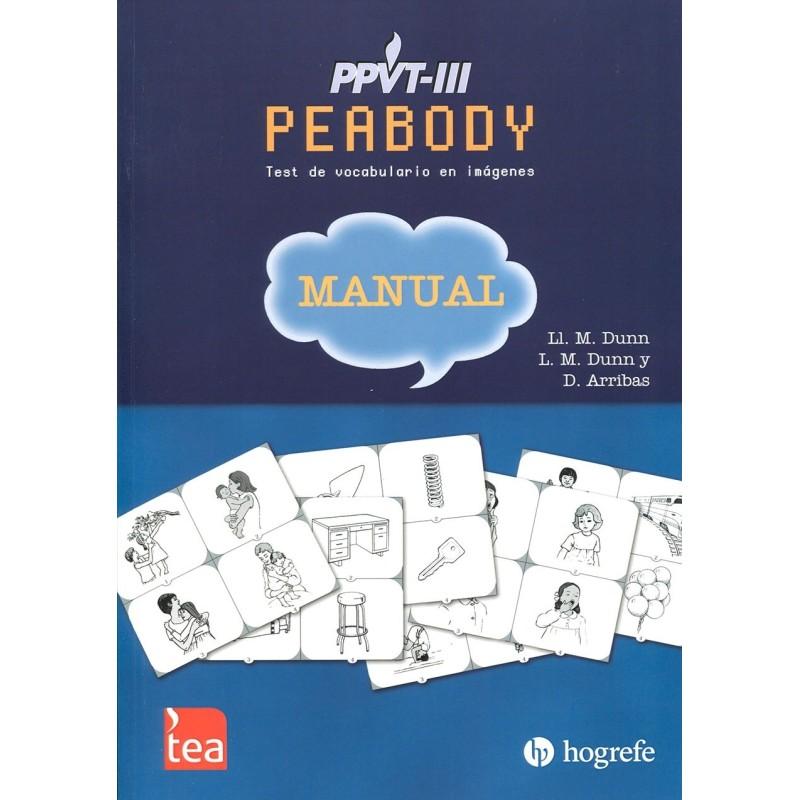 Test de Vocabulario en Imágenes (PPVT-III - PEABODY)