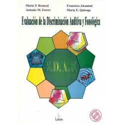 Evaluación de la Discriminación Auditiva y Fonológica (EDAF)