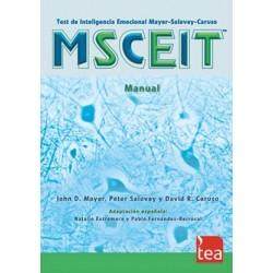 Test de Inteligencia Emocional Mayer-Salove-Caruso (MSCEIT)