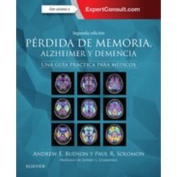 Pérdida de memoria, Alzheimer y Demencia