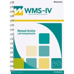 Escala de Memoria de Wechsler IV (WMS-IV)