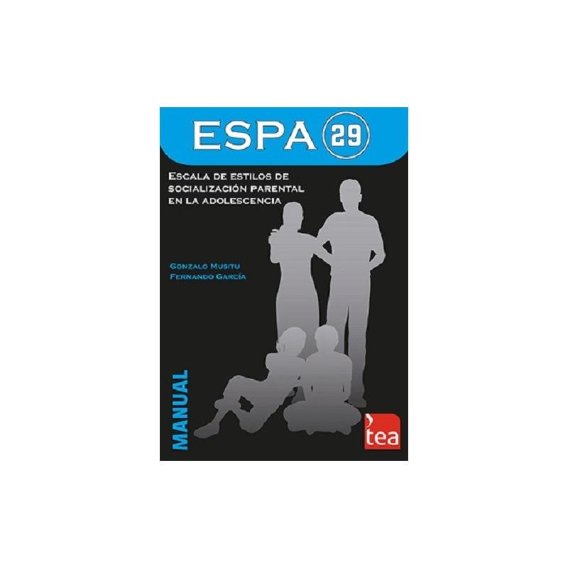 Escala de Estilos de Socialización Parental en la Adolescencia (ESPA29)