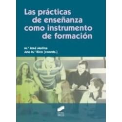 Las prácticas de enseñanza como instrumento de formación