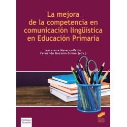 La mejora de a competencia en comunicación lingüística en Educación Primaria