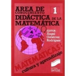 Área de conocimiento: Didáctica de la Matemática