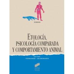 Etología, Psicología comparada y comportamiento animal