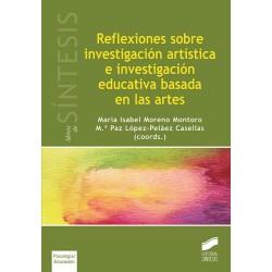 Reflexiones sobre investigación artística e investigación educativa basa en las artes