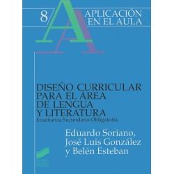 Diseño curricular para el área de lengua y literatura
