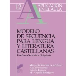 Modelo de secuencia para lengua y literatura castellanas