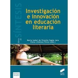 Investigación e innovación en educaciòn literaria