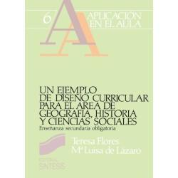 Un ejemplo de diseño curricular para el área de Geografía, Historia y Ciencias Sociales