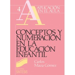 Conceptos y numeración en la educación infantil