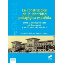 La construcción de la identidad pedagógica española