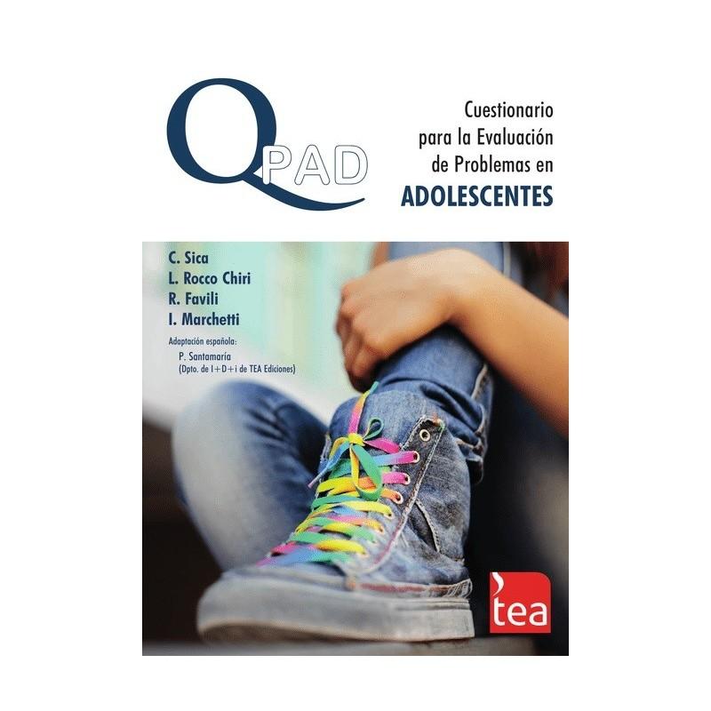 Cuestionario para la evaluación de problemas en adolescentes (Q-PAD)