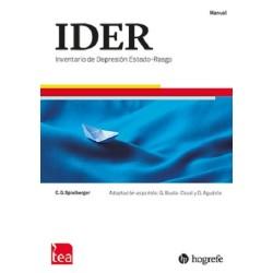 Inventario de Depresión Estado/Rasgo (IDER)