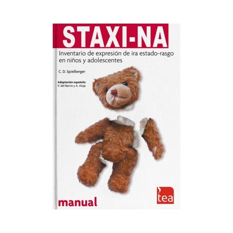 Inventario de expresión de ira estado-rasgo en niños y adolescentes (STAXI-NA)