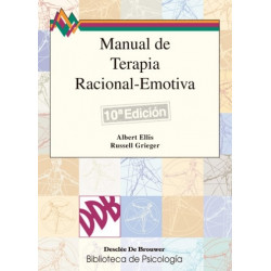 Manual de terapia racional-emotiva