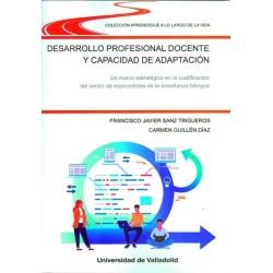 Desarrollo profesional docente y capacidad de adaptación