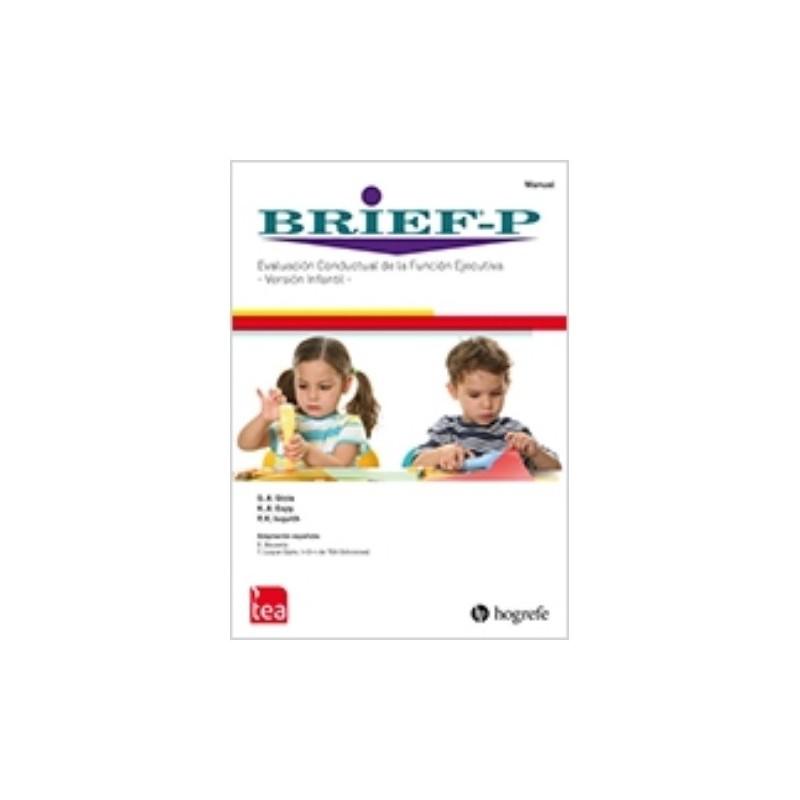 Evaluación conductual de la función ejecutiva - Versión infantil (BRIEF-P)
