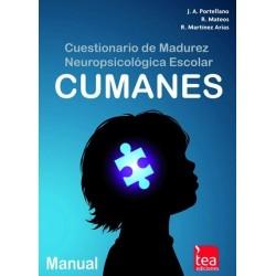 Cuestionario de Madurez Neuropsicológica Escolar (CUMANES)