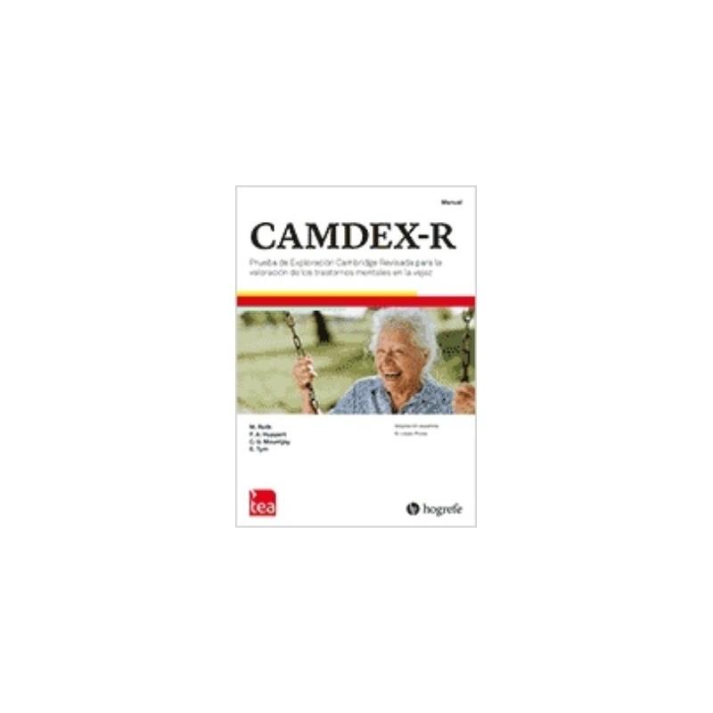 Prueba de exploración Cambridge para la valoración de los trastornos mentales en la vejez – Revisada (CAMDEX-R)