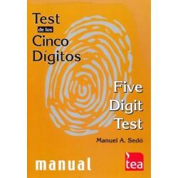 Test de los cinco dígitos (FDT)