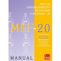 Test de emparejamiento de figuras conocidas (MFF-20)