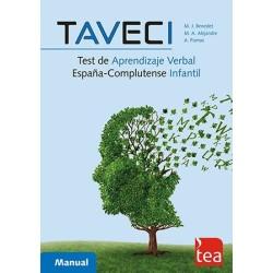 Test de Aprendizaje Verbal España-Complutense Infantil (TAVECI)