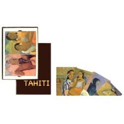 Cartas asociativas Tahiti
