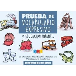 Prueba de vocabulario expresivo en Educación Infantil