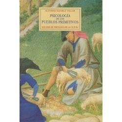Psicología de los pueblos primitivos