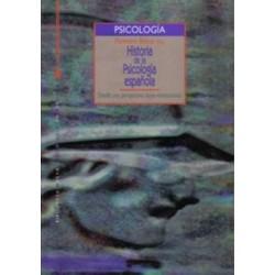 Historia de la psicología española