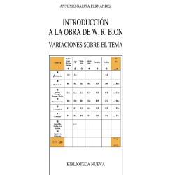 Introducción a la obra de W. R. Bion