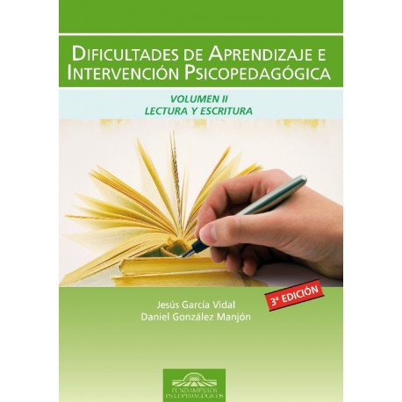 Dificultades de aprendizaje e intervención psicopedagógica