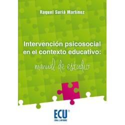 Intervención psicosocial en el contexto educativo