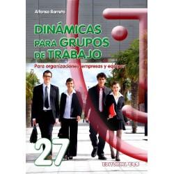 Dinámicas para grupos de trabajo