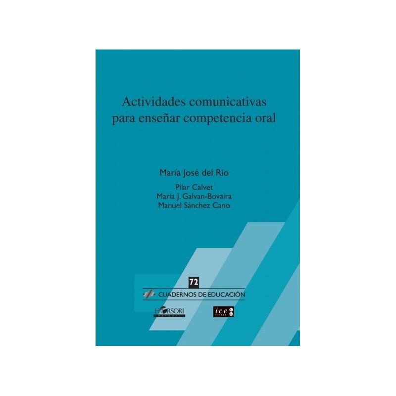 Actividades comunicativas para enseñar competencia oral