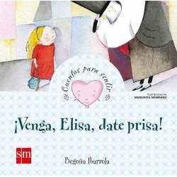 ¡Venga, Elisa, date prisa!