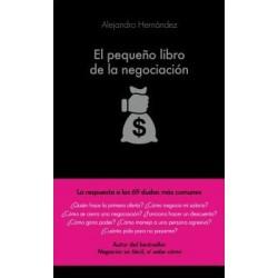El pequeño libro de la negociación