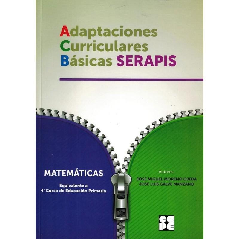 Adaptaciones curriculares básicas SERAPIS