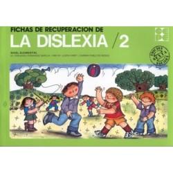 Fichas de recuperación de la dislexia